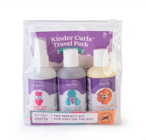 NEW! Kinder Curls® Travel / Starter Pack