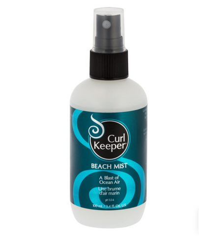 Curly Hair Solutions Beach Mist
