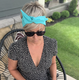 Twist of Gray Wired Headbands