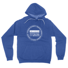 Heather True Royal Blue Hoodie
