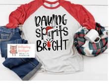Baking Seaons Bright Raglan