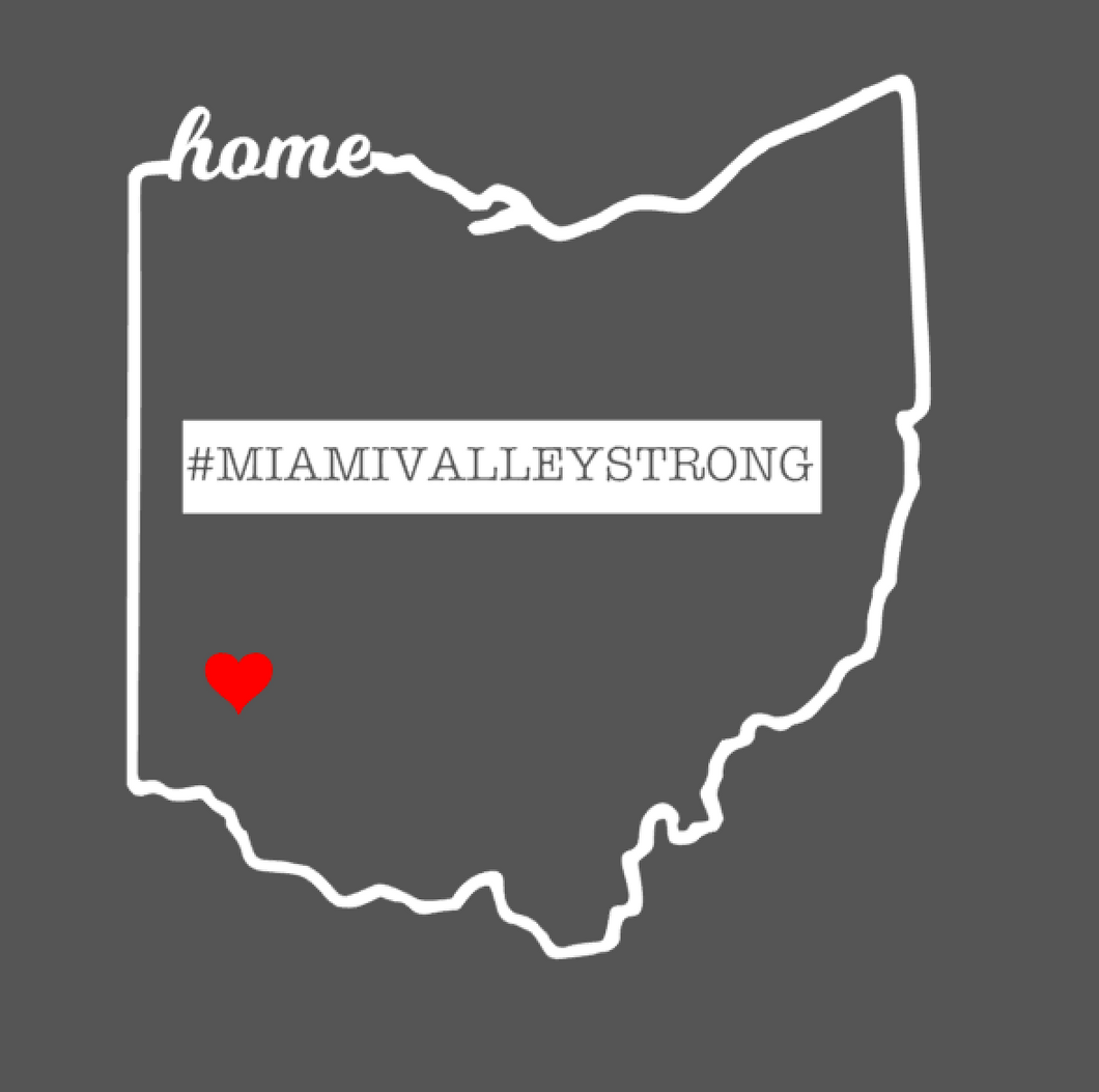 #miamivalleystrong- youth- free shipping