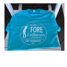 Fore Children's Youth T-shirt
