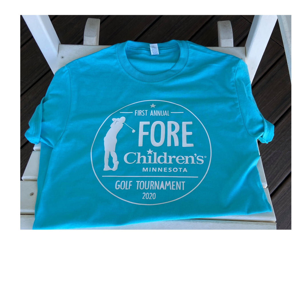 Fore Children's Adult T-shirt