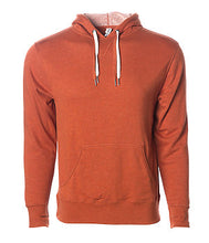 Custom Burnt Orange Hoodie