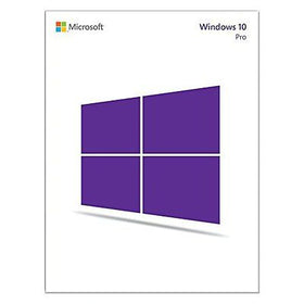 Microsoft Windows 10 Pro (32-bit & 64-bit, Retail) - Smart Finds