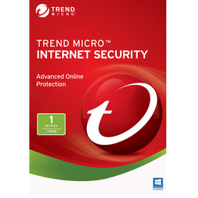 Trend Micro Internet Security 2017 Download  (1 PC, 1-Year Protection) - Smart Finds