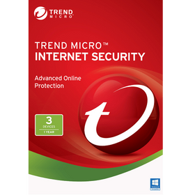 Trend Micro Internet Security 2017 Download (3 Devices, 1-Year Protection) - Smart Finds