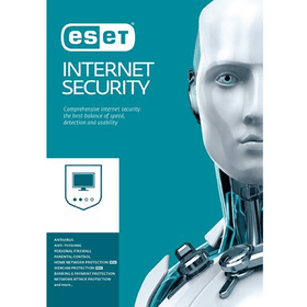 ESET Internet Security Download (1 Device, 1-Year Protection)