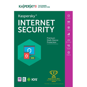 Kaspersky Internet Security 2017 Download - 1-Year / 1-Device - SpeedyAV.com