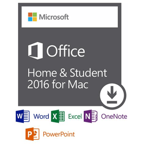 Microsoft Office 2016 Home and Student for Mac Download (1-User) - Smart Finds