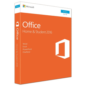 Microsoft Office 2016 Home and Student for Windows (1-User, Product Key Card) - Smart Finds