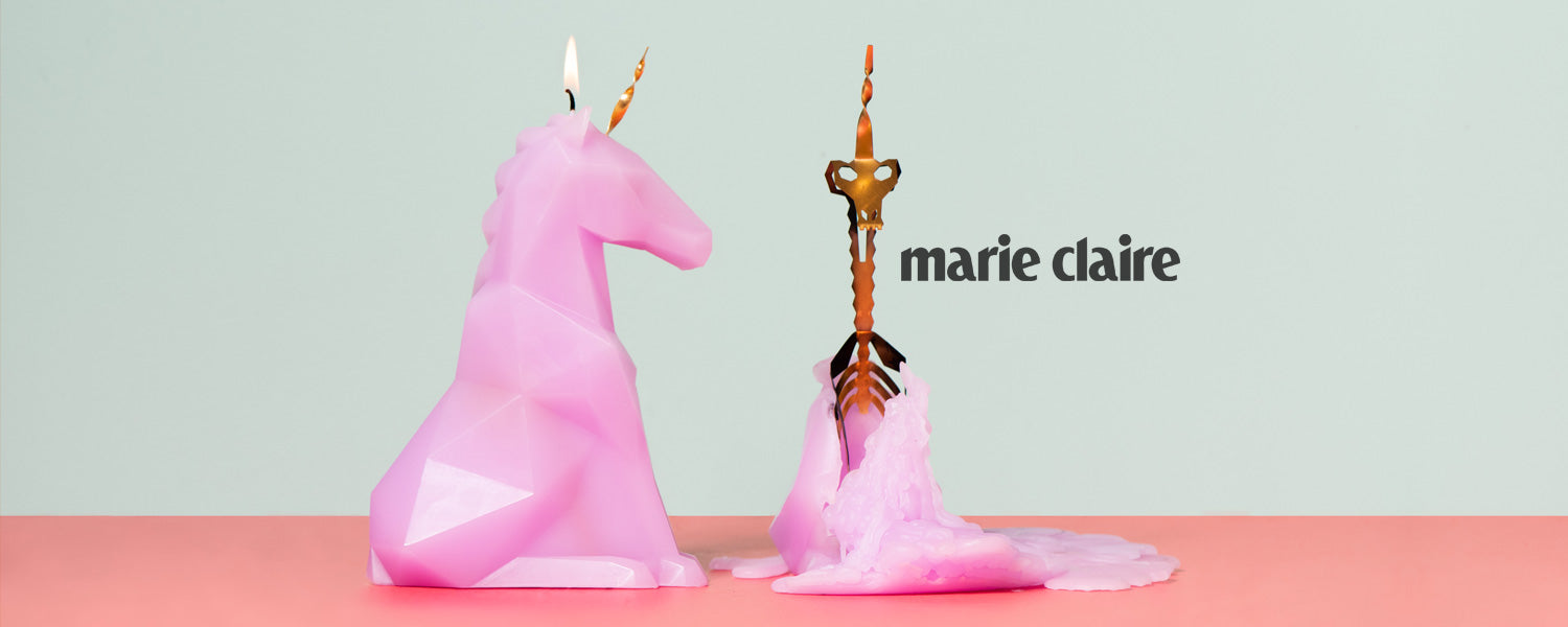 Pyropets featured in Marie Claire