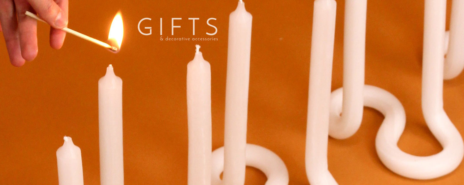 Twist Candle Featured on Gifts & Decorative Accessories Magazine