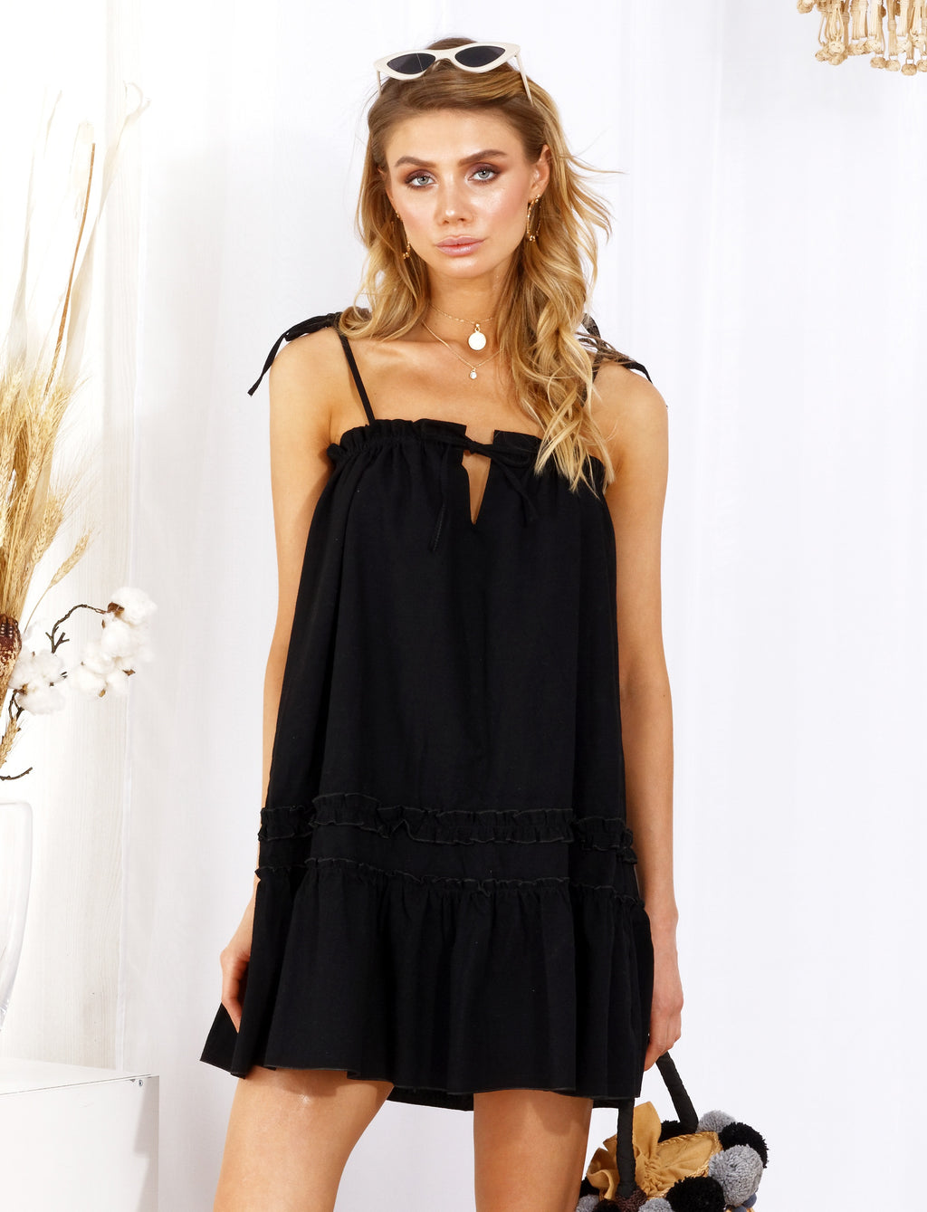 Julianna Dress Black