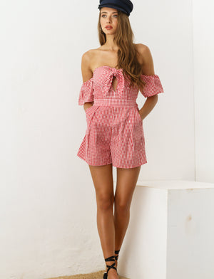 Betta Playsuit