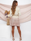 Cecile Knit Sweater Beige