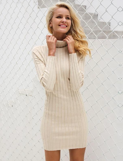 Chris Knit Dress