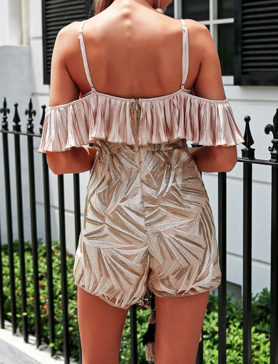 Lauren Playsuit