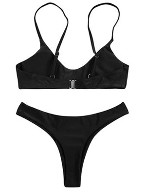 Got You Bikini Black