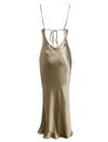 Goldie Party Dress