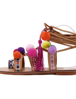 Tassel Gladiators