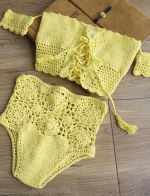 Crochet Beauty Bikini