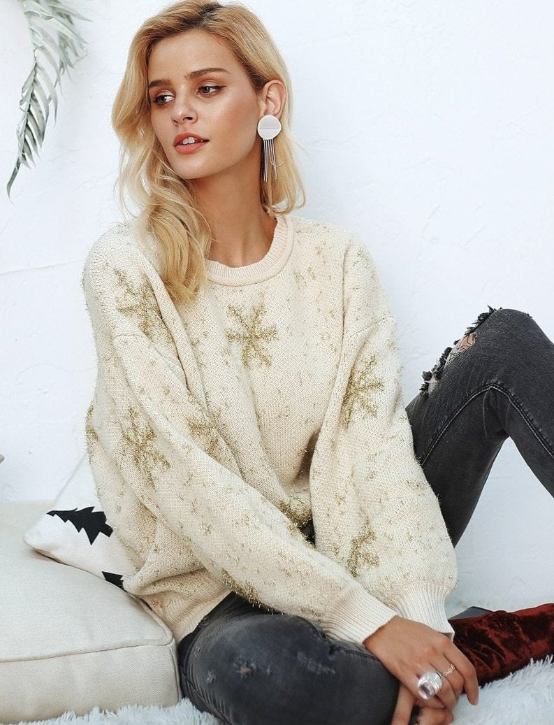Winter Star Knit