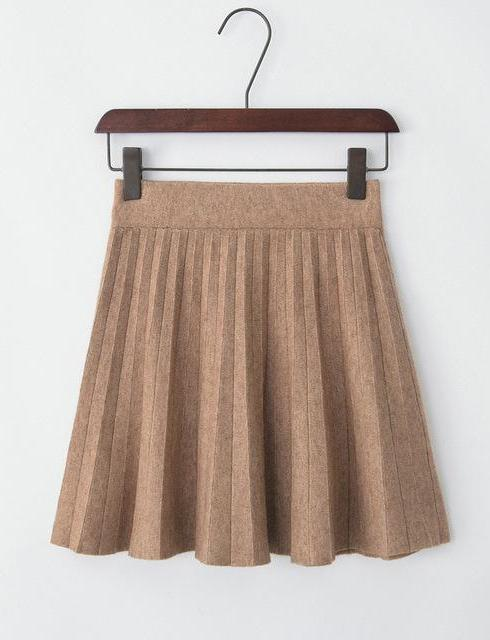 Winter Basic Skirt