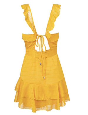 Emme Dress Yellow