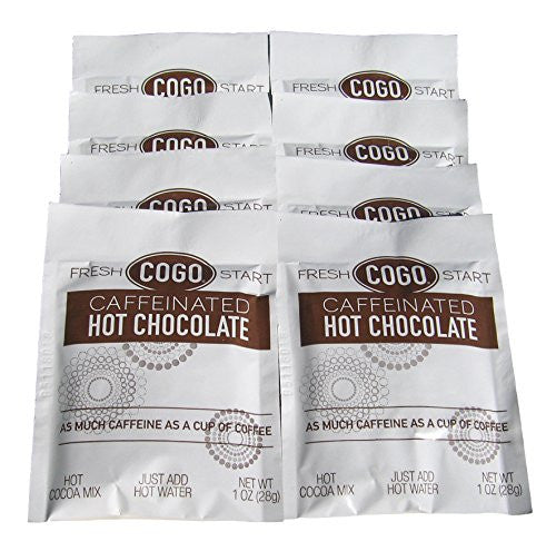 COGO Hot Chocolate-8 Envelope Trial Size