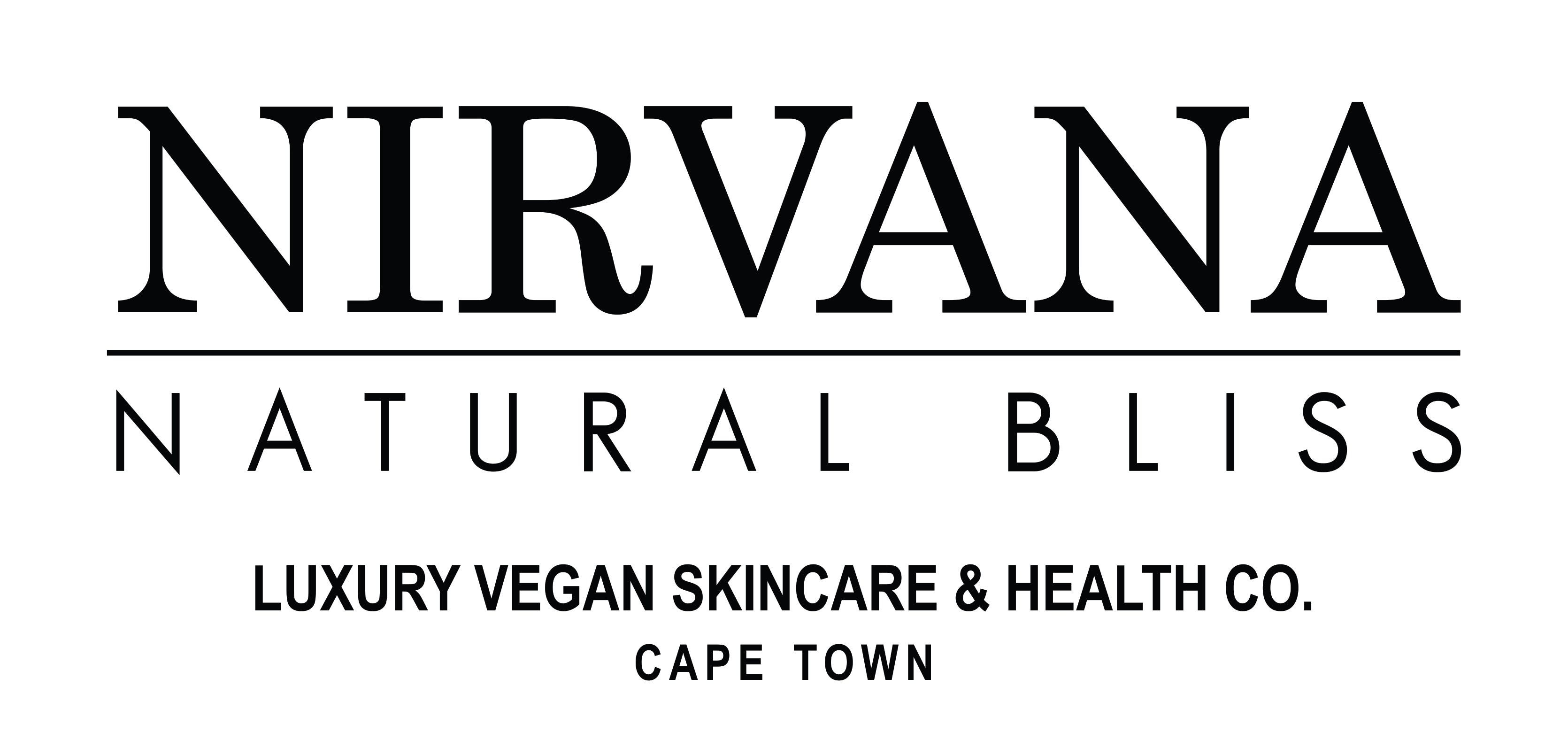 Nirvana Natural Bliss Luxury Vegan Skincare & Health Co.                                                                                                                                                                       Cape Town