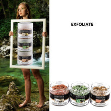 Exotic Trio of Tea Scrubs - Nirvana Natural Bliss Luxury Vegan Skincare & Health Co.