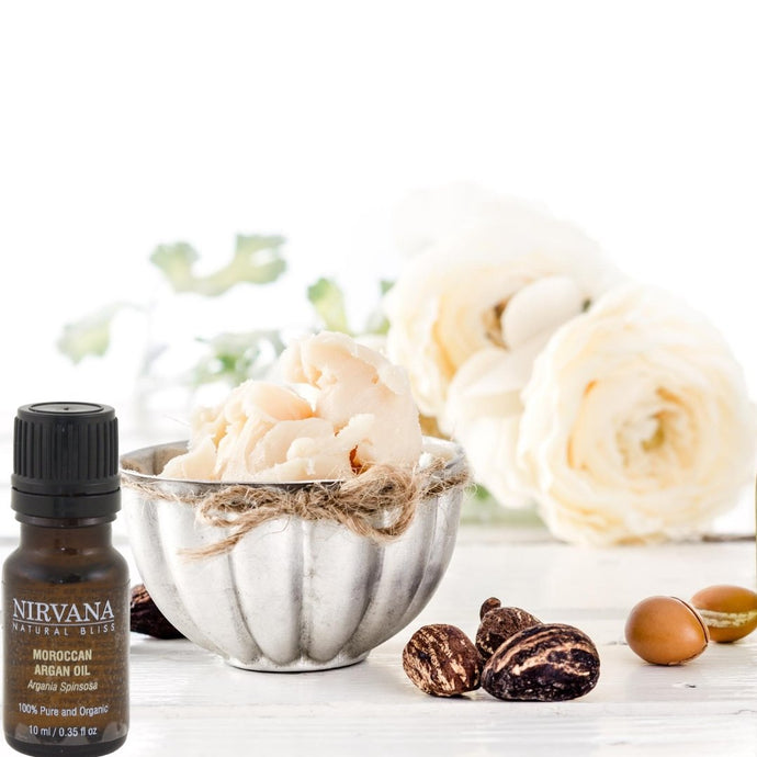 Moroccan Argan Oil - Nirvana Natural Bliss Luxury Vegan Skincare & Health Co.