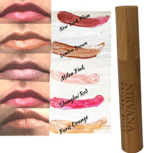 Nirvana Natural Bliss Plumping Lacquer Lip Gloss - Nirvana Natural Bliss Luxury Vegan Skincare & Health Co.