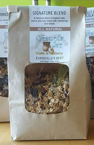 Signature Blend Granola (1lb bag)