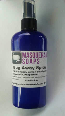 Bug Away Spray