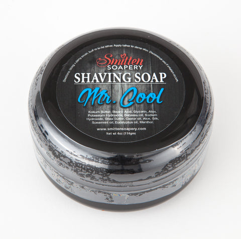 Mr. Cool Luxury Shave soap