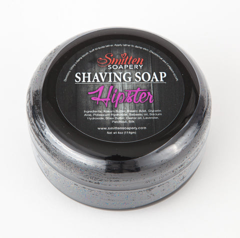 Hipster Luxury Shave soap