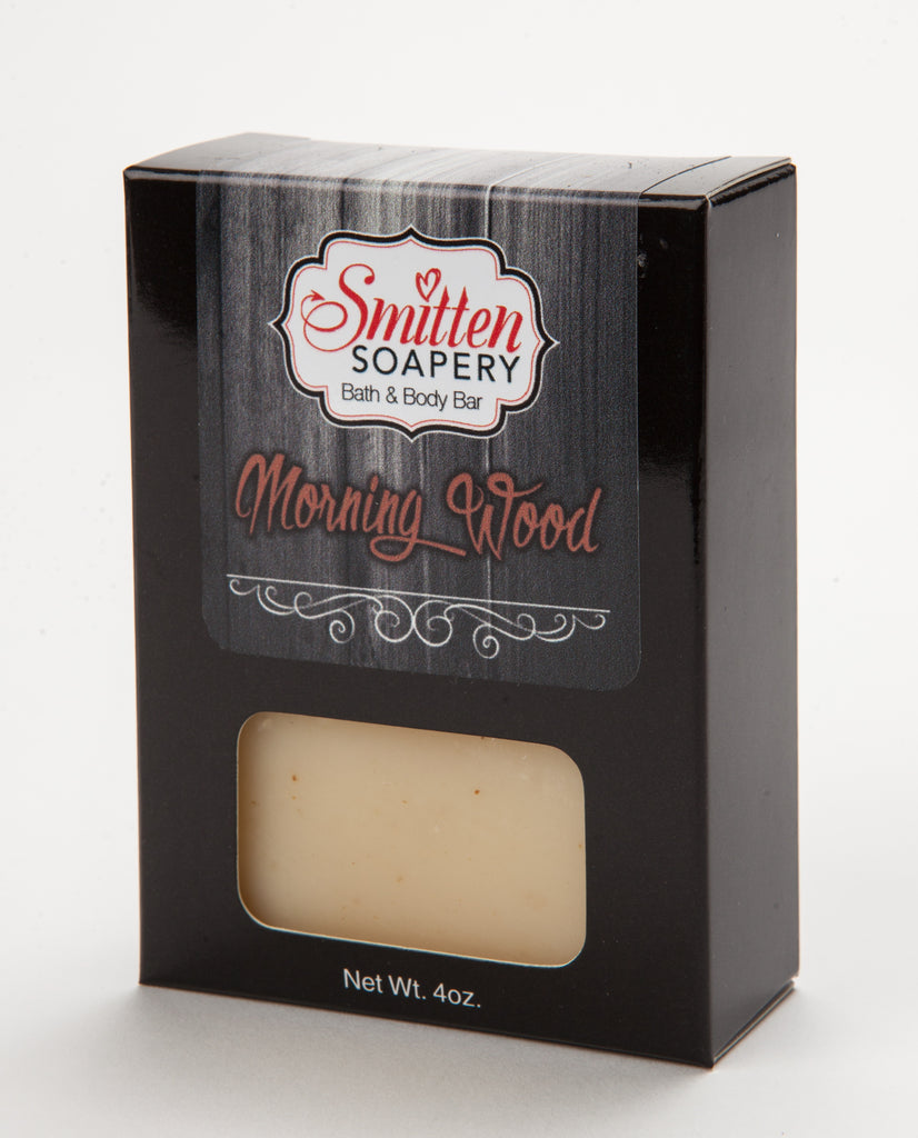 MorningWood Bath and Body soap