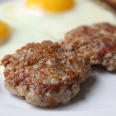 Natural Pork Sausage