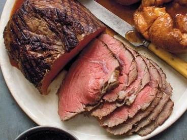 Rump Roast (average roast 3lbs)