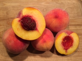 Peaches - Yellow Freestone (1/4 Peck)