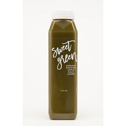 Sweet Green Juice (12oz bottle)