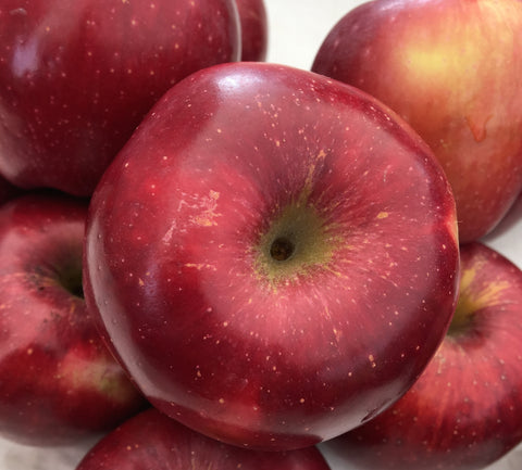 """Delicious"" Mix - Mixed bag (1/2 peck) of Red and Golden Delicious Apples"
