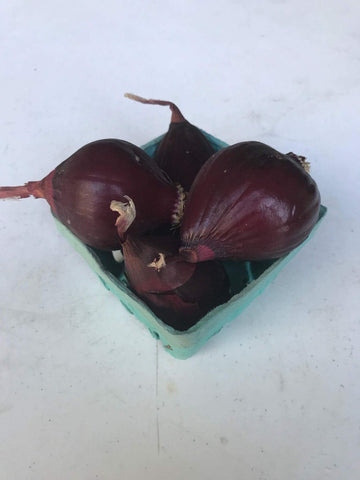 Small Red Onions (1 pint box)