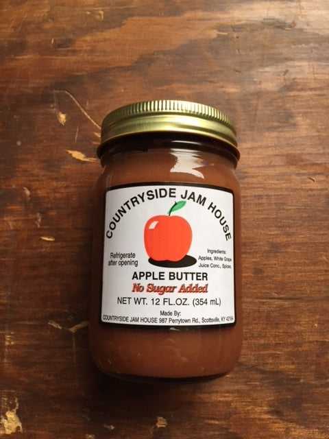Apple Butter (no added sugar)