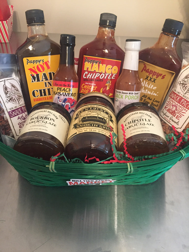 Kentucky Made Basket