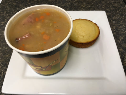 Ham and Bean Soup 32oz
