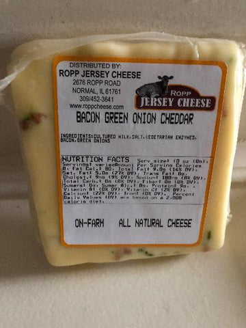 Bacon Green Onion Cheddar